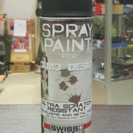 Swiss Arms Vernice Spray colore Nero